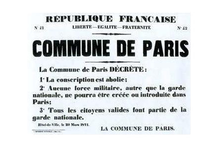blog losay commune de Paris